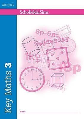 Key Maths: Book 3 Andrew Parker