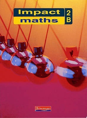Impact Maths: Impact Maths 2 Blue Pupil Book David Benjamin