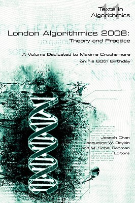 London Algorithmics 2008: Theory and Practice  by  Joseph Chan