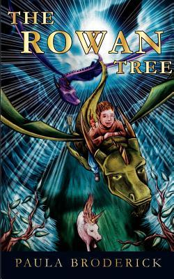 The Rowan Tree  by  Paula Broderick