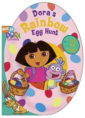 Doras Rainbow Egg Hunt Kirsten Larsen