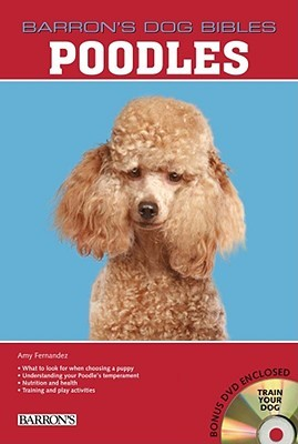 Poodles [With DVD] Amy Fernandez