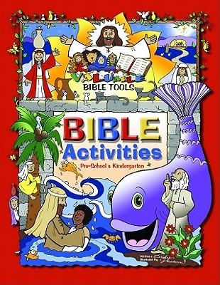 Bible Activities, Pre-School & Kindergarten  by  Cindy Jackson