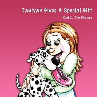 Taniyah Gives a Special Gift Rod Elmore