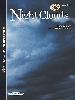 Night Clouds: Sheet  by  Lynn Freeman Olson