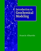 Introduction Geochemical Modelling  by  Francis Albarede