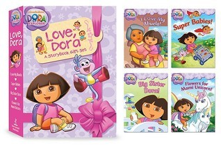 Love, Dora: A Storybook Gift Set  by  Various