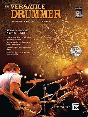 The Versatile Drummer Book & Cd (National Guitar Workshop) Pete Sweeney