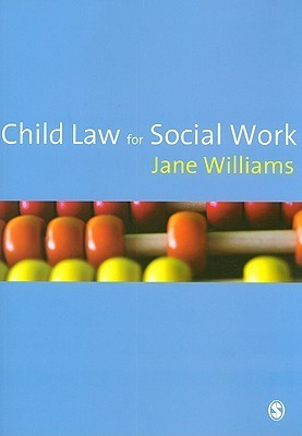 Child Law For Social Work Jane Williams