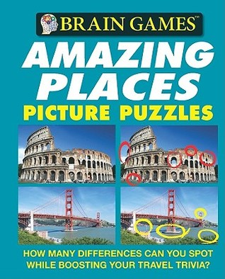 Amazing Places Picture Puzzles  by  Holli Fort