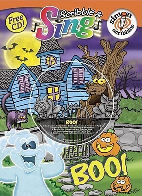 Boo!: Book and CD Erin Anderson