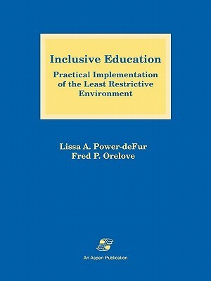 Pod- Inclusive Education Lissa A. Power-Defur