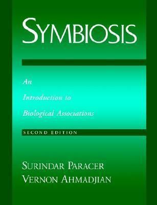 Symbiosis: An Introduction to Biological Associations Surindar Paracer