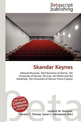 Skandar Keynes NOT A BOOK