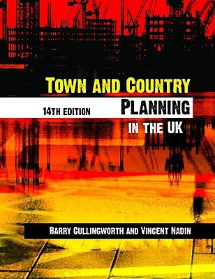Planning in the USA: Policies Issues and Processes Barry J. Cullingworth