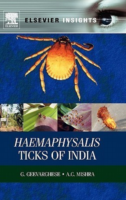 Haemaphysalis Ticks of India G. Geeverghese