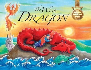 The Wise Dragon [With Magical Lights and Sound] Ruth Galloway