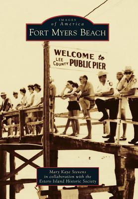 Fort Myers Beach  by  Mary Kaye Stevens