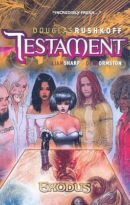 Testament, Vol. 4: Exodus  by  Douglas Rushkoff