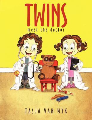 Twins : Meet the doctor Tasja Van Wyk