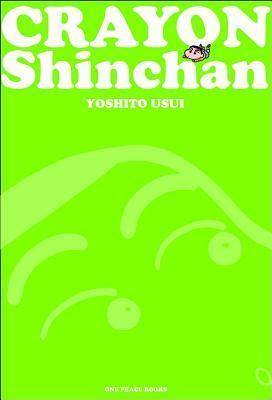 Crayon Shinchan Volume 1 Yoshito Usui
