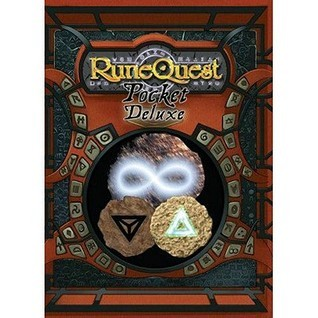 Runequest Pocket Deluxe  by  Various