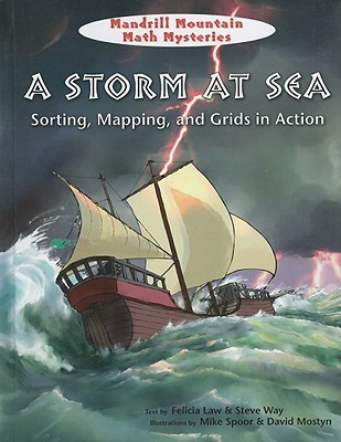 A Storm at Sea: Sorting, Mapping, and Grids in Action  by  Felicia Law