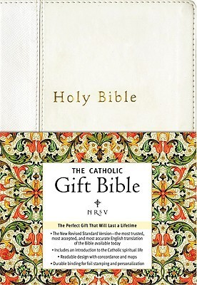 Catholic Gift Bible-NRSV  by  Anonymous