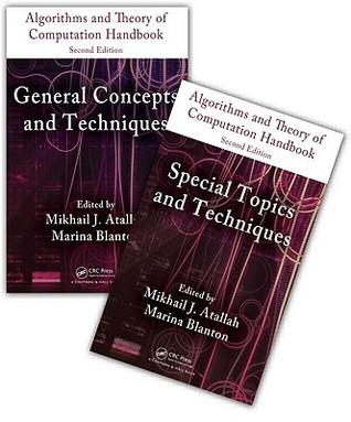Algorithms and Theory of Computation Handbook, Second Edition. 2 Volume Set  by  Marina Blanton