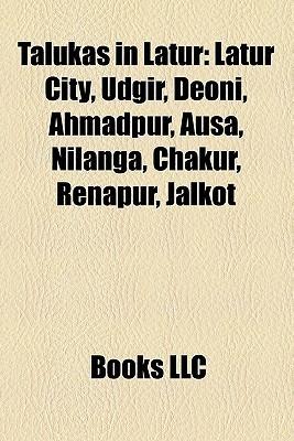 Talukas In Latur Books LLC