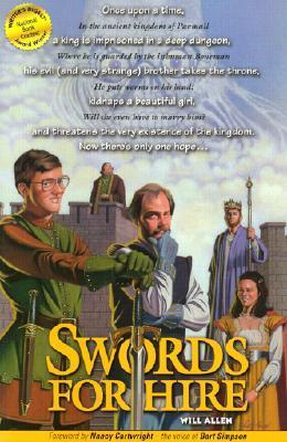 Swords for Hire Will Allen