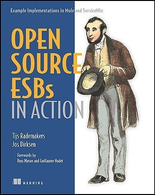 Open-Source ESBs in Action  by  Tijs Rademakers