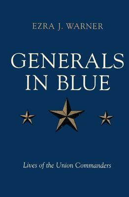 Generals in Grey  by  Ezra J. Warner
