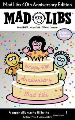 Mad libs 40th  by  Roger Price