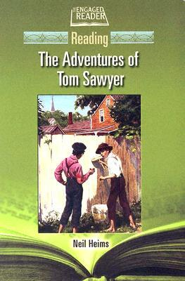 Reading the Adventures of Tom Sawyer  by  Neil Heims