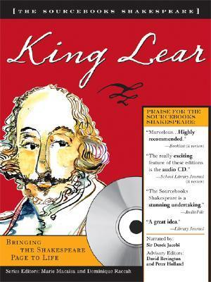 King Lear with Audio CD William Shakespeare