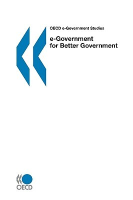 E-government for better government OECD/OCDE