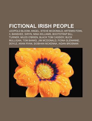 Fictional Irish People Source Wikipedia