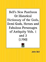 Bells New Pantheon  by  John Bell
