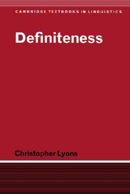 Definiteness Christopher Lyons