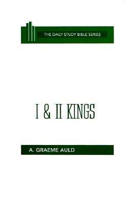 I & II Samuel (2011): A Commentary  by  A. Graeme Auld