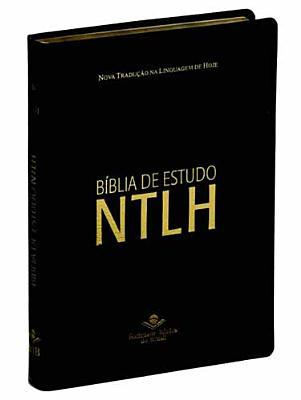 Biblia de Estudio-FL Bible Society of Brazil