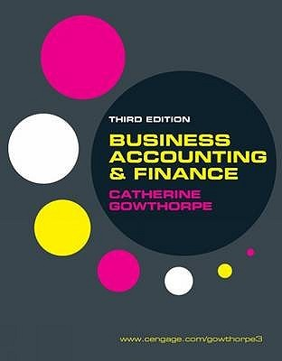 Cima Study System 05: Financial Analysis: For May and November 2005 Exams Catherine Gowthorpe