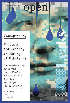 Open 22: Transparency: Publicity and Secrecy in the Age of Wiki Leaks  by  Jorinde Seijdel