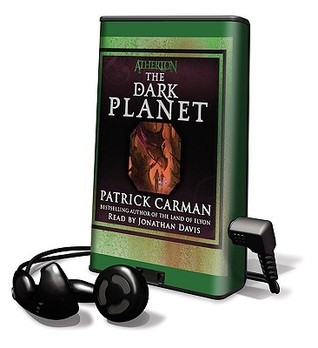 The Dark Planet [With Earbuds] Patrick Carman