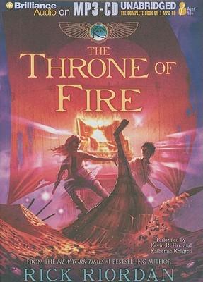 Throne of Fire, The Rick Riordan
