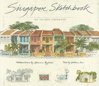 Singapore Sketchbook Gretchen Liu