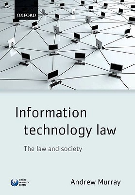 The Regulation Of Cyberspace: Control In The Online Environment Andrew D. Murray