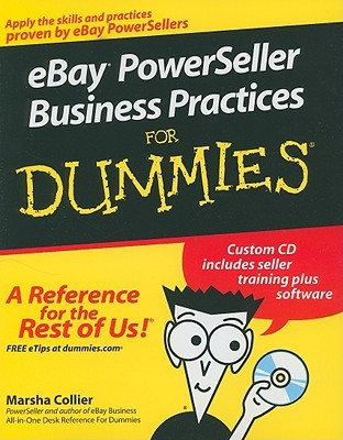 eBay PowerSeller Business Practices for Dummies Marsha Collier