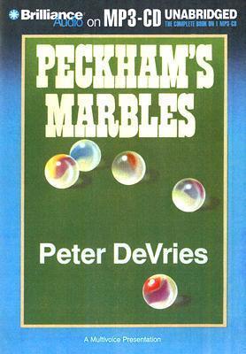 Peckhams Marbles  by  Peter De Vries